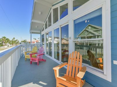 Photo for Stunning Bayside Getaway! Spectacular water views from every window!