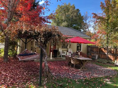 Fall is an exceptional time to visit!!