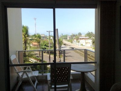 Photo for Apartment 4/4 - Guaruja - Beach Cove - 2 suites