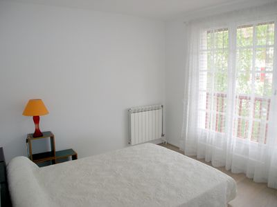 Photo for T2 in small calm residence, in the middle of the pretty village of Ascain
