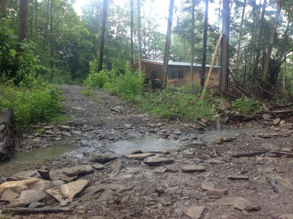Cabin Creek Getaway Letchworth 100 Acre Forest Property