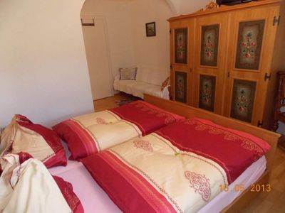 "Photo for Economy Double Room - Pferdehof ""Hochegg"""