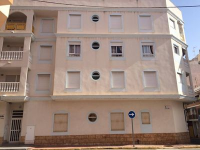 Photo for 2 Bedroom Ground Floor Apartment With Small Pool. Near Beach and Restaurants.