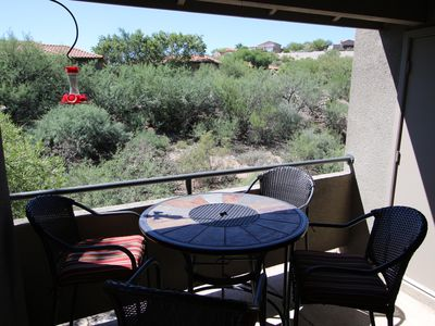 Photo for Newly furnished -Southwest Flair 2 bedrm 2nd floor with serene private patio!
