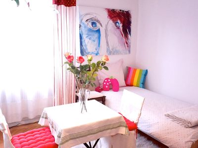 Photo for Studio near ENA TGV Station and the Museum of Modern and Contemporary Art