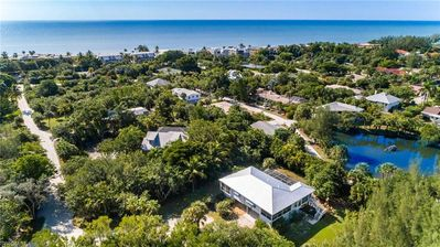 Photo for Barefoot Beach Bungalow: Pet Friendly Pool Home & Amazing West Gulf Location!