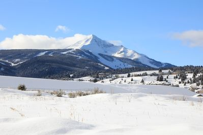 welcome to Big Sky country