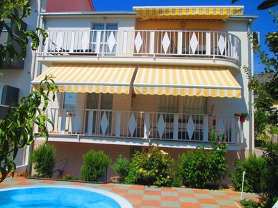 Photo for Holiday house Podstrana for 12 - 15 persons with 5 bedrooms - Holiday house