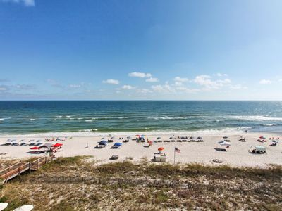 Photo for Sandy Key 624:  2 BR / 2 BA Gulf Front Condo in Perdido Key, FL  Sleeps 6