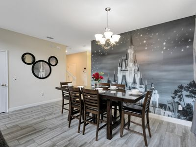 Photo for Modern Disney Theme 5 Bed/5 Bath Luxury Home in Solterra Resort- Mins to Disney