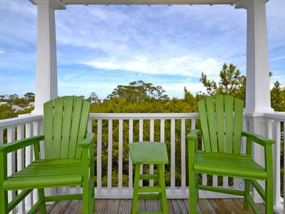 Photo for Great Guest Reviews!  Spacious 1 Bedroom with Observation Tower - Seaside, FL