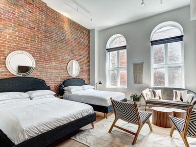 Photo for 2 bedroom Loft in old Montréal