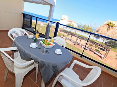 Photo for Dénia apartment for 5/6 people with a wellness pack offered (meals / Leisure)
