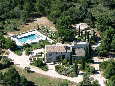 Photo for Exceptional Mas in the heart of the Alpilles