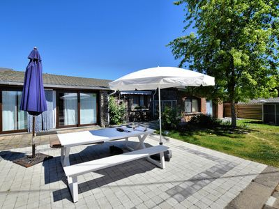 Photo for Cozy village house, recently renovated sunny garden