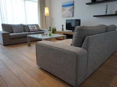 Photo for Apartment for 8 people near the sea in Bergen aan Zee