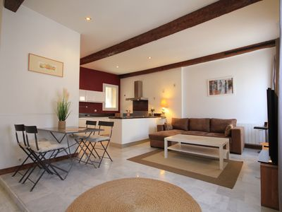 Photo for Loft Avignon Historical Center with Clim / Wifi / 4 People
