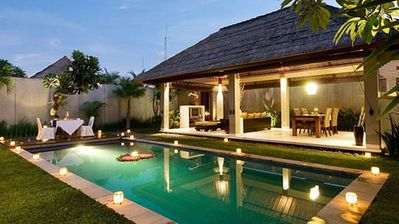 Photo for Jerami, Luxury 3BR Villas, Seminyak