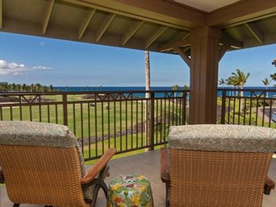 Photo for 12F - PREMIUM OCEAN! 3BR/3BA, STEPS to pool & ocean club, DISCOUNTED GOLF!