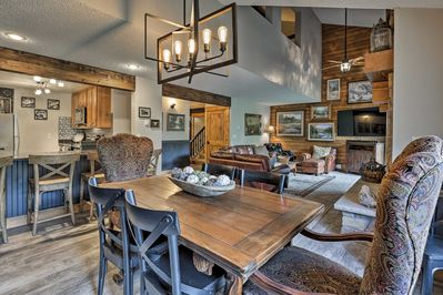 You'll love the recently remodeled interior with a variety of farmhouse accents.