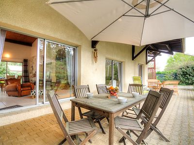 Photo for 4 bedroom Villa, sleeps 6 in Labenne with WiFi
