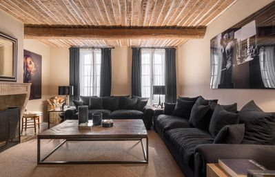 Photo for PORTAL NEW, LUXURY APARTMENT IN THE HEART OF SAINT TROPEZ