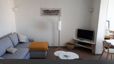 Photo for T2 point zero apartment - Residence Holiday 34