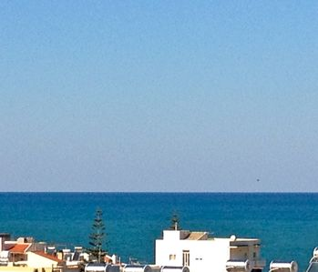 View of sea.