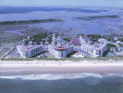 St. Regis Resort with beach access and views of the Intracoastal Waterway