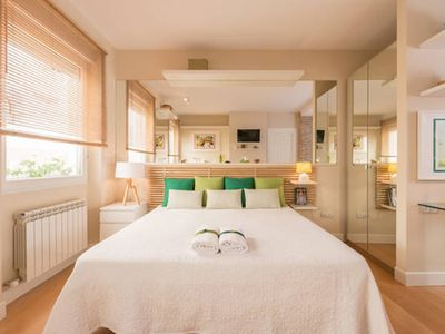 Photo for Exclusive and Central ApartaSuite. Luxury and comfort