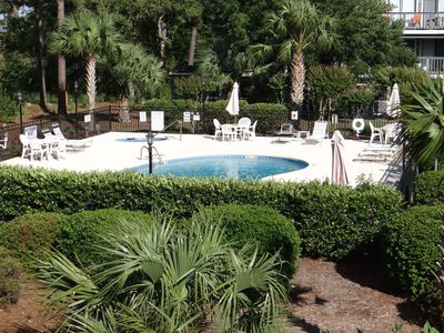 Photo for Golf Colony-Very Comfy Retreat overlooking the pool-2B