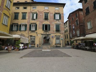 Photo for Beautiful apartment for 5 guests with TV, close to Pisa