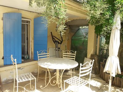 Photo for 1BR Apartment Vacation Rental in Meyreuil, Provence-Alpes-Côte d'Azur