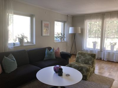 Photo for House in Lidingö. Discount for stays longer than a week. Available f. Midsummer