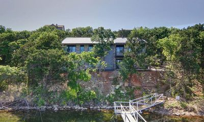 Photo for Gemstone at Possum Kingdom Lake, Brand New Home in a Peaceful No Wake Cove