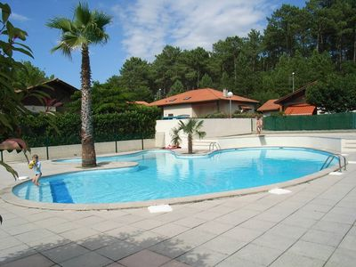 Photo for Flat for 5 persons with swimming-pool in the residence