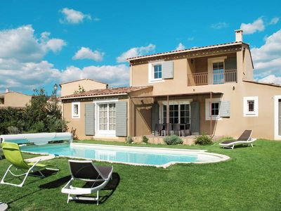 Photo for Vacation home Résidence Le Clos Savornin  in St. Saturnin - les - Apt, Luberon and surroundings - 6 persons, 3 bedrooms