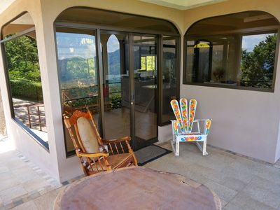 Photo for Relaxing Stay on Immaculate Mountain Top Property, Solitude at its Finest