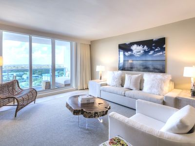 Photo for **Luxurious! 5* 2/2 Beach Front Condo-Hotel in South Beach Unit 1145