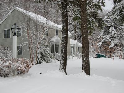 Photo for Jiminy Peak Spacious And Quite Nature Setting Mountainside Rental