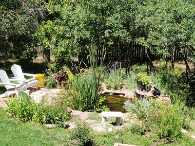 Photo for Magical Perry Park Oasis, Larkspur