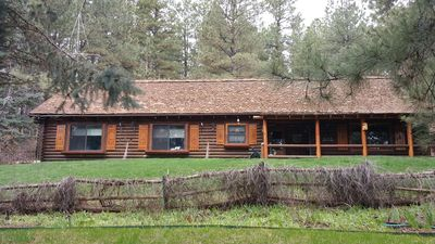 Very private cabin on 4 acres