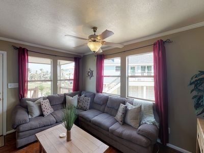 Photo for NEW LISTING! Dog-friendly rental w/ a furnished patio - close to the beach!