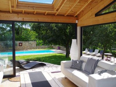 Photo for House of character with pool - 3000m2 of scrubland Nîmoise Ville