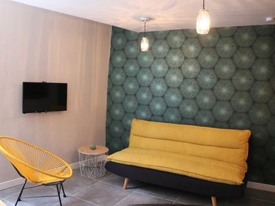 Photo for 2 rooms Modern Center aix en Provence (bathroom and separate toilet)