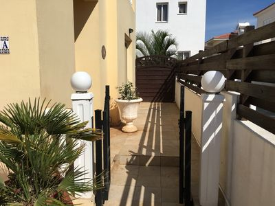 Photo for Beautiful Villa Sophia, Protaras, Steps to the beach Free WiFi, Protaras, Cyprus