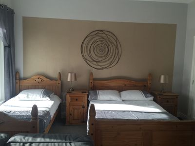 Photo for Northern Ireland Tourist board Approved Guesthouse, central to Carrickfergus .