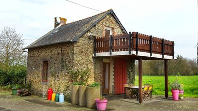 Photo for Holiday house Cuillé for 1 - 4 persons with 2 bedrooms - Holiday home