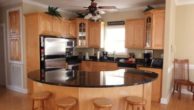 Photo for E2 338 Gorgeous home fully equipped, private pool, and outdoor swing for those fun days at the beach