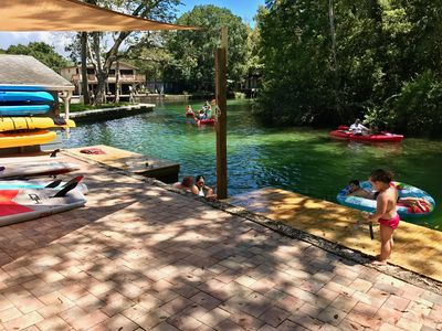 Beautiful River Front Home-Best on the Weeki Watchee-Read or reviews